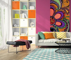 Фотообои Divino Decor Этно 100х270